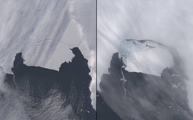 Pine-Island-Glacier-Calving-Antarctica