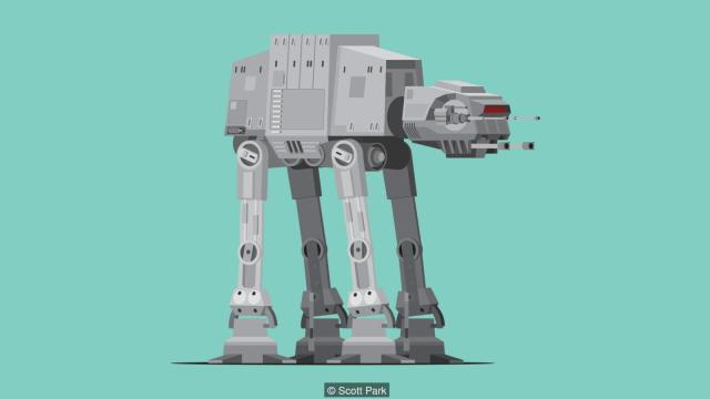 All-Terrain Armoured Transport (AT-AT)