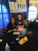 Me with Meg Cabot!