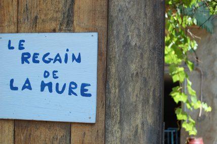 Regain Mure Ardeche - Accueil1