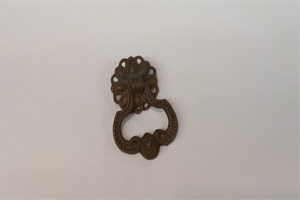 antique drawer pull