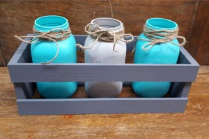mason jar workshop