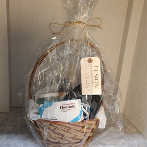 Heirloom gift basket