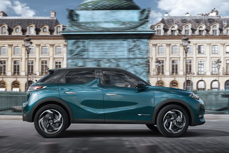 ds3 crossback e-tense 2019