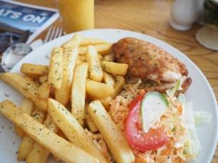 Chicken Connemara