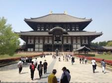 Todai-ji desde el exterior