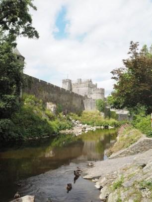 Exterior de Cahir Castle