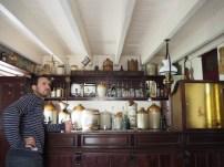 Bar en Folk Park de Bunratty Castle