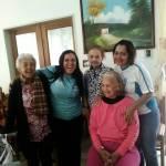Regala Una Sonrisa y Miranda Riendo, regalaron sonrisas en Villa Pompei.