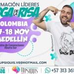 Formación de Yoga de la Risa en Medellín