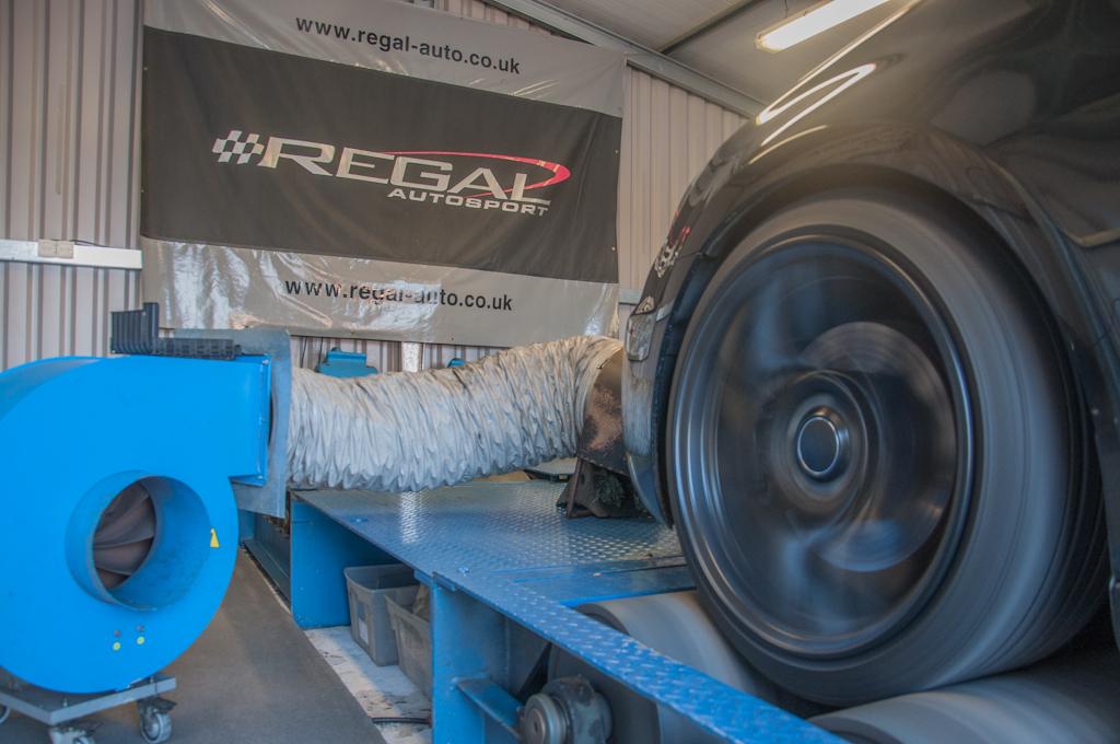 Revo Stage 2 2 0TDI CR170 'DPF Delete' - Regal Autosport