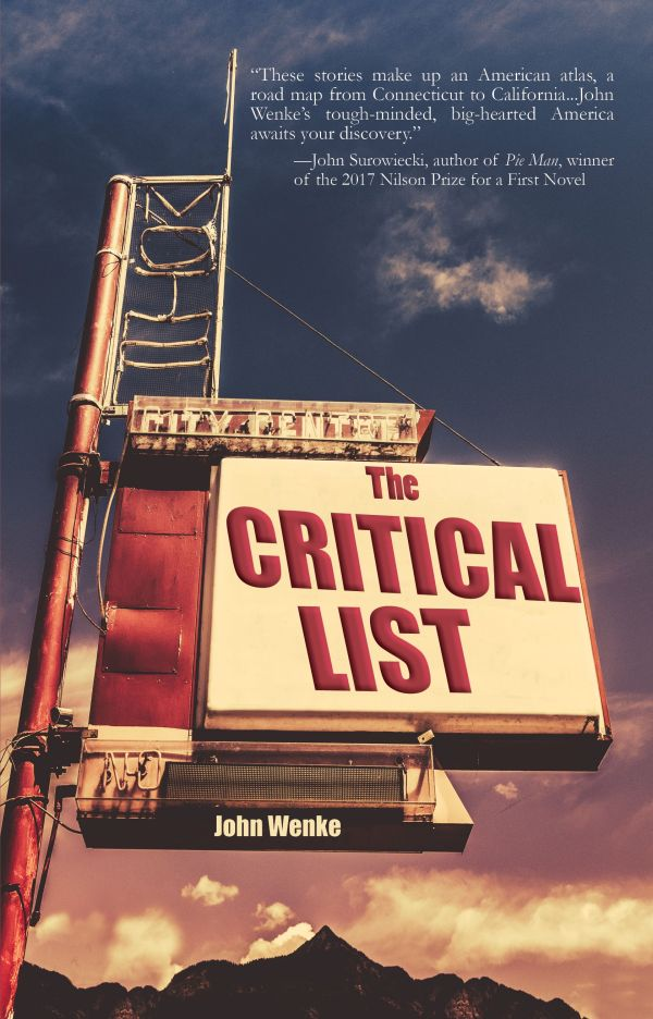The Critical List, a Regal House Publishing publication by John Wenke