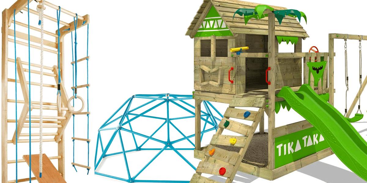 giochi per arrampicarsi bambini
