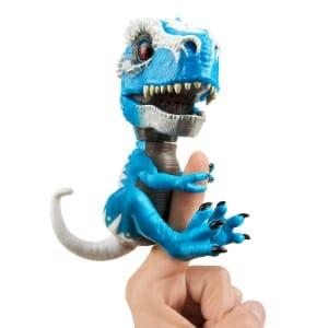 Regali per Ragazzi  InteractiveT-RexActionFigure-Regalo T-Rex interattivo, da pollice Wowwee 3785 Trex Iron