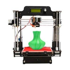 Gadget  Geeetechstampante3DWoodenPrusaI3ProWdesktopstampa-Regalo Geeetech stampante 3D