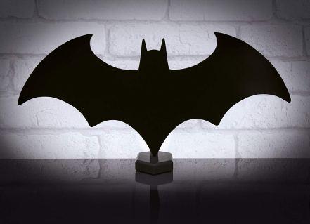 Gadget  LampadaLEDBatmanEclipse-Regalo Lampada LED Batman Eclipse