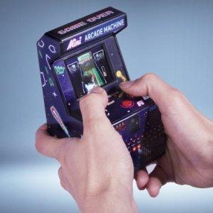 Gadget Regali per Ragazzi Regali per uomo  240in1MiniArcadeMachine-Regalo 240 in 1 Mini Arcade Machine