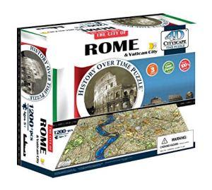 Regali per Ragazzi  4DCityscape-TimePuzzleRomaeCittàdelVaticano-Regalo 4DCityscape - Time Puzzle Roma