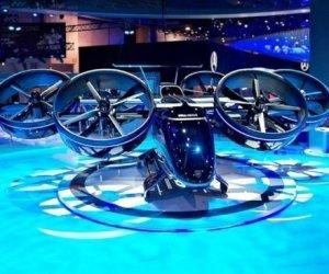 fantastici Nexus Flying Air Taxi
