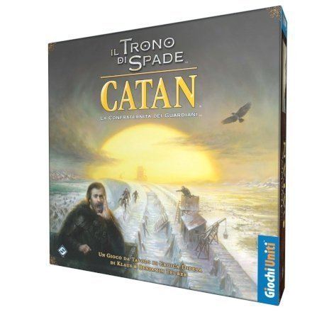 Gadget  GameOfThronesCatanBoardGame-Regalo Game Of Thrones Catan Gioco da tavolo