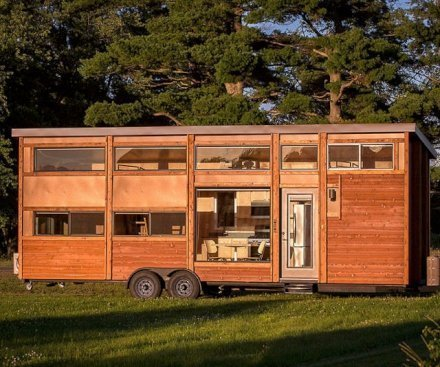 Oggetti Fantastici  TravelerXLTinyHouse-Regalo Traveler XL:una piccola grande casa mobile