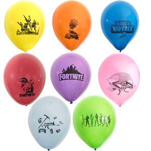 palloncini per festa a tema fortnite