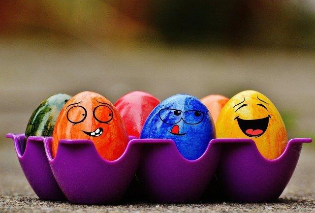 come fare l'uovo di pasqua