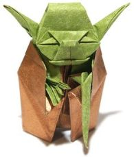 Casa & Ufficio  starwarsorigami-yoda Libro Star Wars Origami