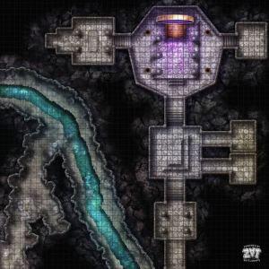 esempio di mappa di gioco per gioco di ruolo