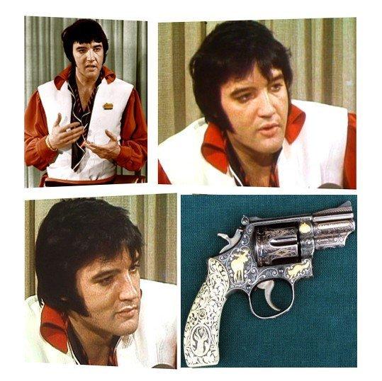Il Revolver di Elvis Presley