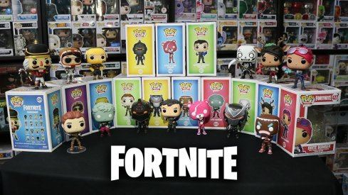 Funko pop di fortnite