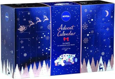 calendario Nivea dell'avvento