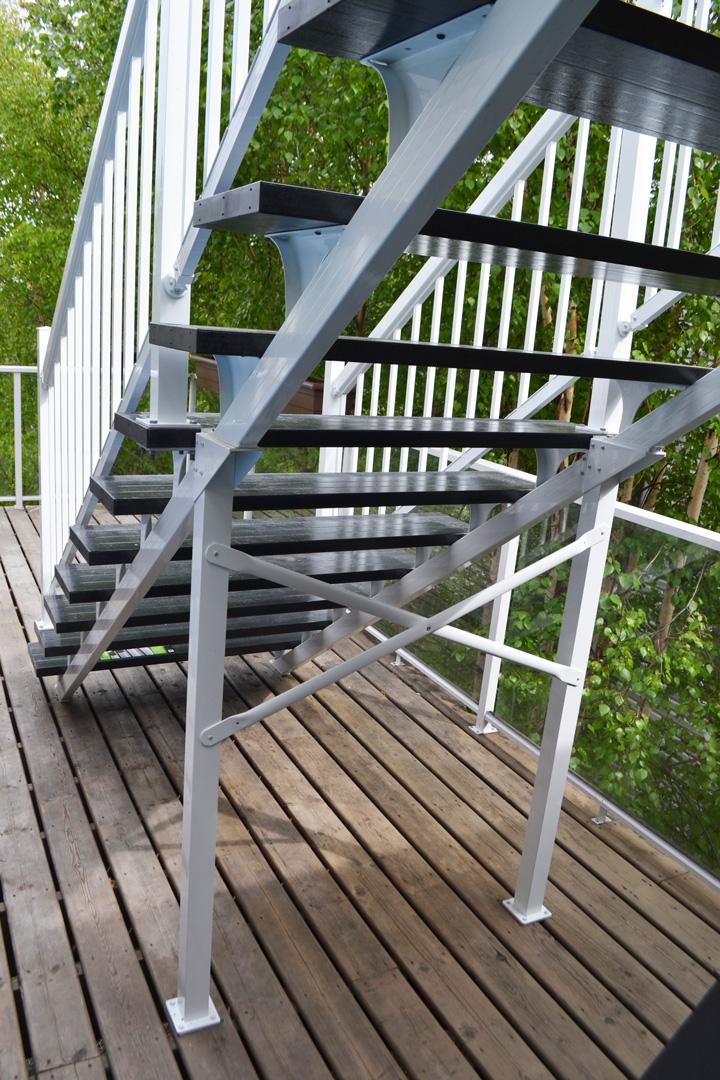 Deck Railing Guidelines