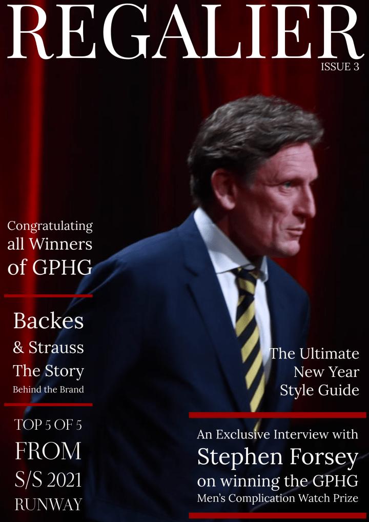 Regalier Magazine Issue 3