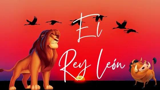 El rey león la vuelta al cole con regalomolon.es