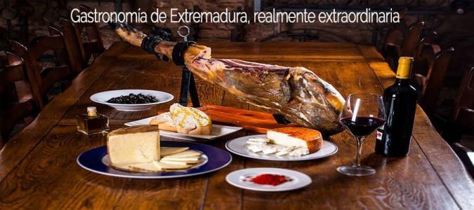 gastronomia de extremadura