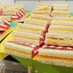 Sándwich / Emparedado de queso