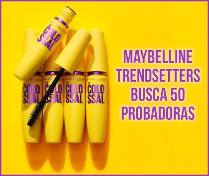50 Probador@s Máscara Colossal