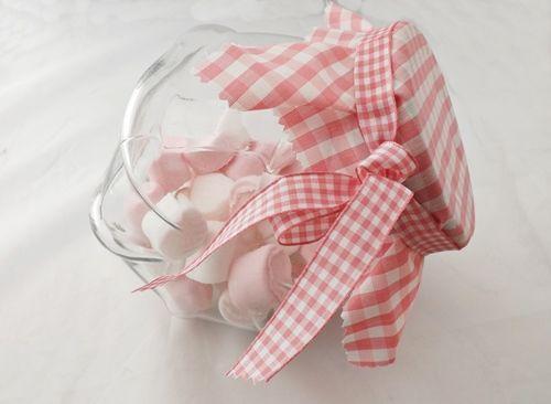 Tarros para chuches y caramelos ¡fiestas con olor a confitería! 1