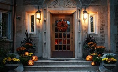 Tallar calabaza de Halloween fácil para decorar fiestas 4