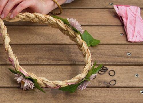 Coronas de flores para el pelo 8