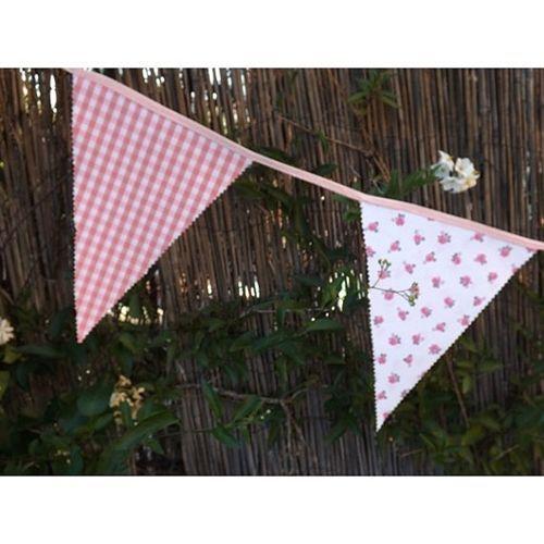 banderola de tela para habitaciones infantiles y fiestas de niños 2