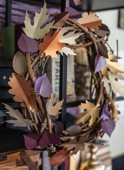 3 manualidades originales para decorar en otoño 2