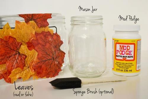 3 manualidades originales para decorar en otoño 6