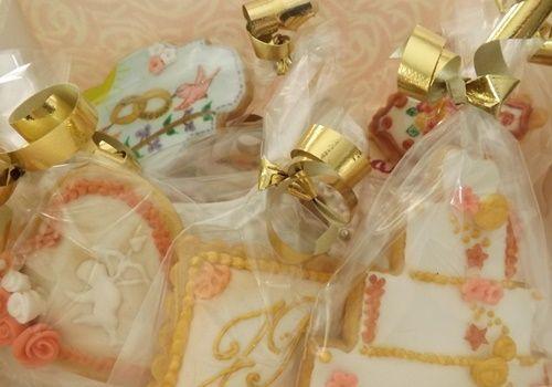 Galletas decoradas para bodas by Bea de Bocaditos 4