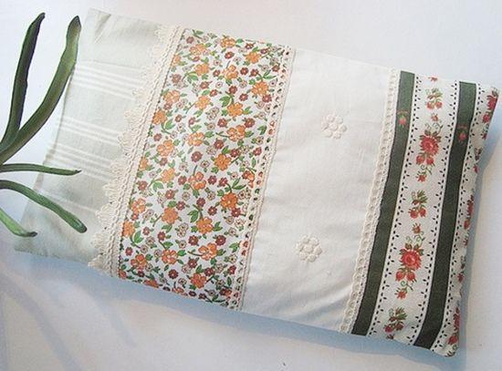 Regalos hechos a mano saquitos termicos aromáticos en patchwork 6
