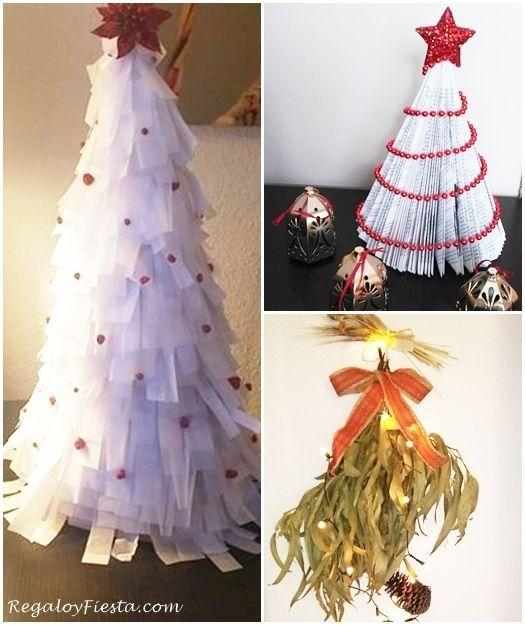 Manualidades para navidad f ciles y a decorar sin gastar - Manualidades navidad faciles ...