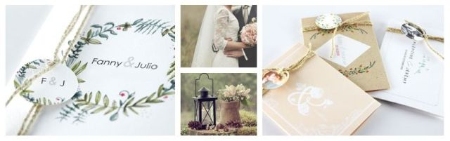 Mira qué ideas de invitaciones para fiestas tan elegantes y bonitas...