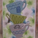 A Nice Cuppa, Stampin' Up! Occasions 2016 Catalog