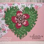 Botanical Blooms with Bloomin' Heart by Stampin' Up!